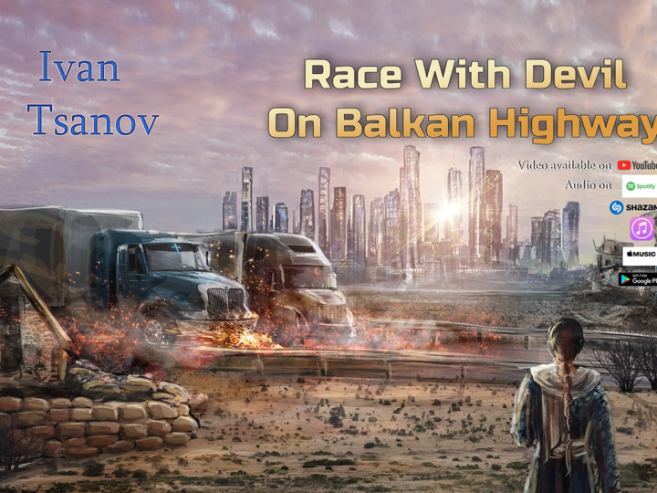 Race With Devil On Balkan Highway