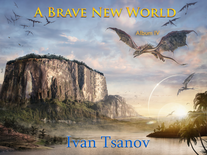 Album IV – A Brave New World release date is Jan 18th, 2019!
