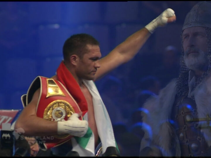 Kubrat March – the new video with Fanagoria ft. famous boxer Kubrat Pulev